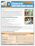 Santa Cruz Measure D Information Sheet