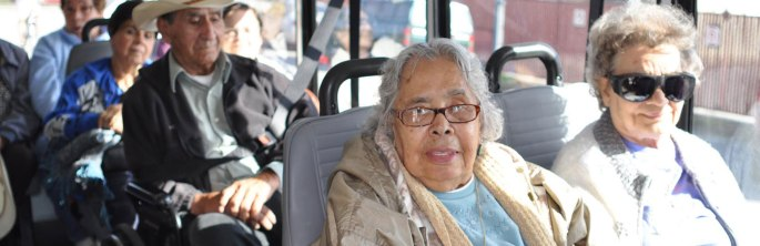 Bus service in Santa Cruz County